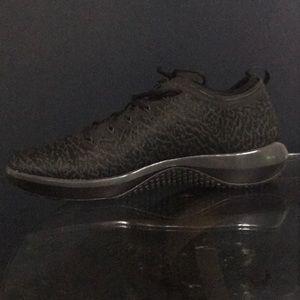 Nike Shoes - Nike Jordan Trainer 1 Low Black Men's Sneaker